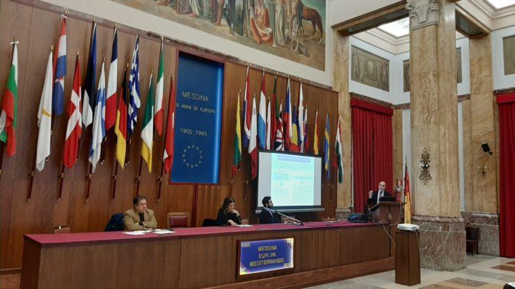 Prima riunione del comitato territoriale di rete di Messina e Barcellona