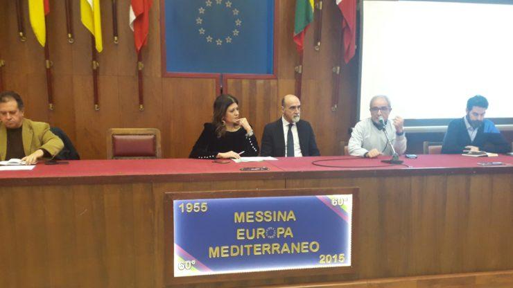 """Messina, presentato il progetto """"Prisma"""": il Piano regionale integrato per una Sicilia multiculturale e accogliente"""