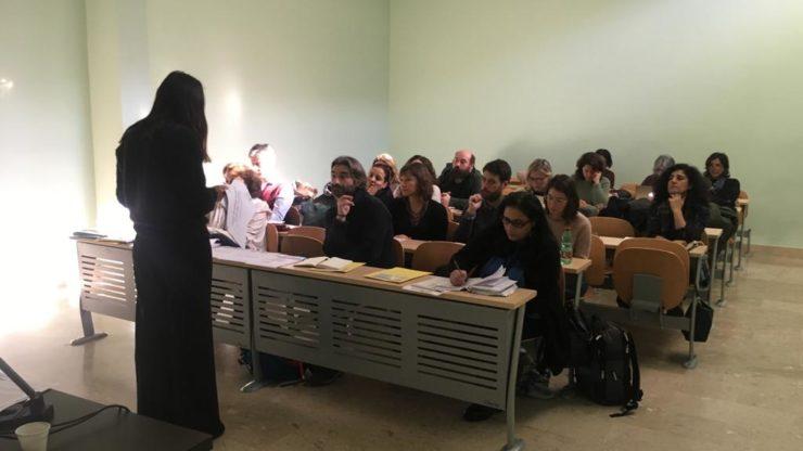 Catania: capacity building e focus group