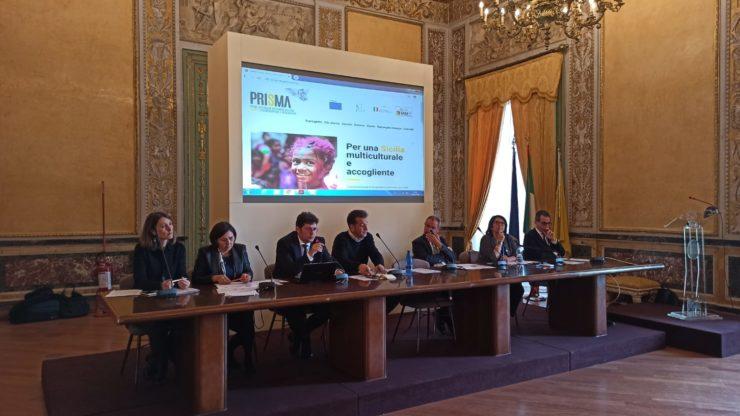 Creare comunità inclusive per una Sicilia multiculturale e accogliente : a Palazzo dei Normanni un pomeriggio di riflessione e informazione