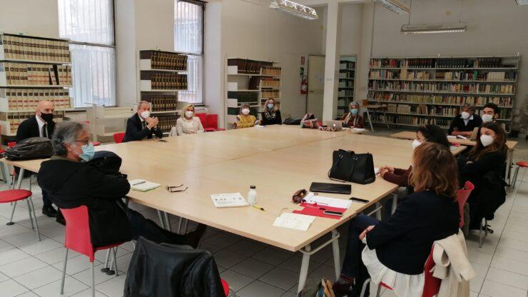 L'assessore Scavone incontra gli operatori del PAS di Catania